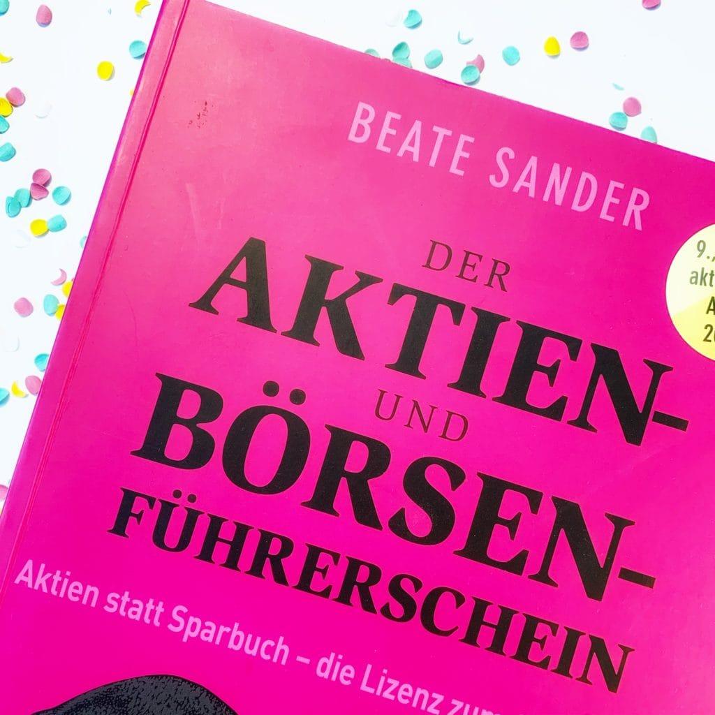 Aktien- und Börsenführerschein - Beate Sander