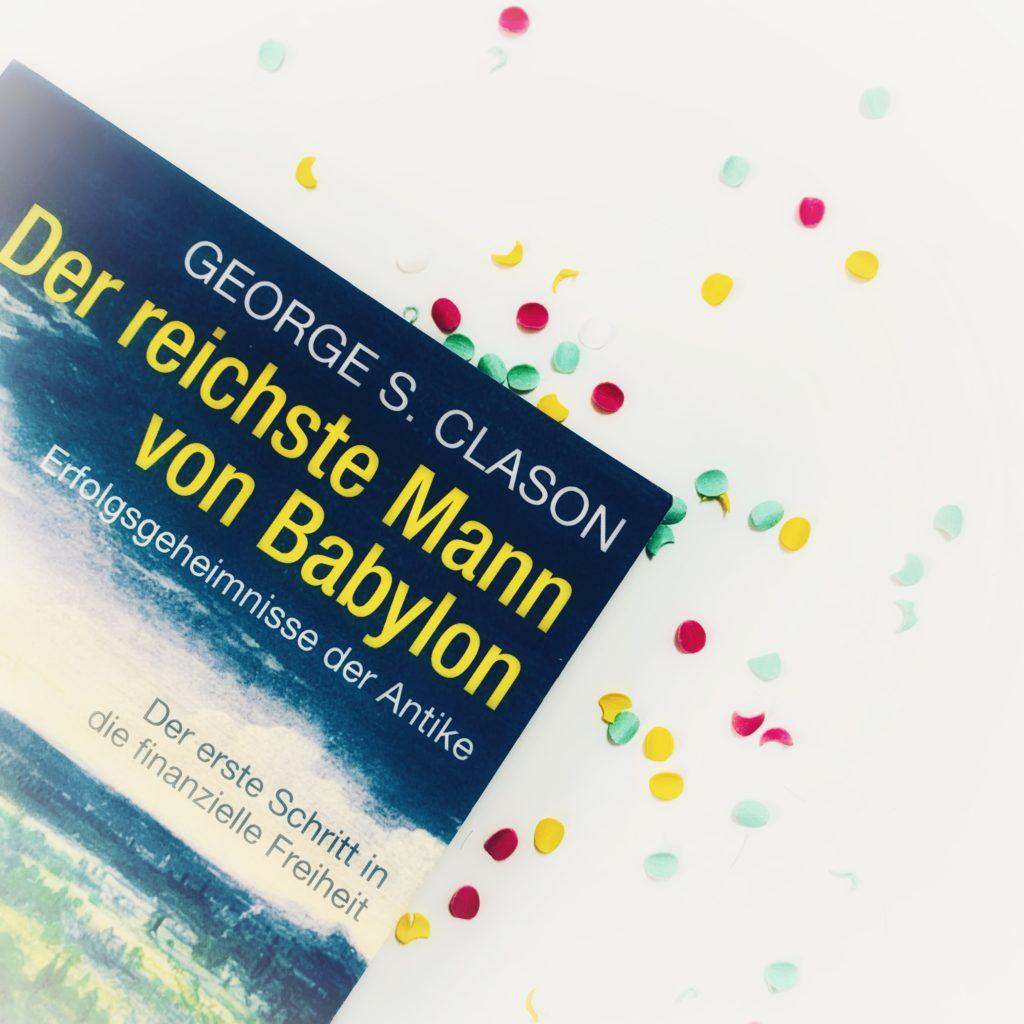 Der reichste Mann von Babylon - George S Clason