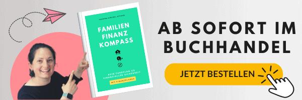 Familien Finanz Kompass - Das interaktive Buch mit Finanzplaner